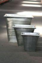 DELONG-TT677-678-679-Cache pot Zinc Titanium