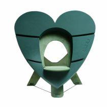 Coeur Oasis Bioline 60cm Vert pour Urne