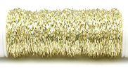 Fil Métal Bouillon 0,3mm x 140m Champagne