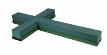 313-EDEN-Croix sur support plastique
