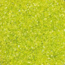 Pépites de Verre 2-4mm Vert Pomme 2,5L