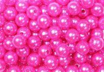 Perles 10mm Fushia
