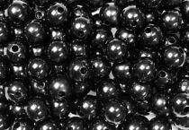 Perles 10mm Noir