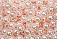 Perles 10mm Rose