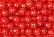 Perles 10mm Rouge