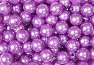 Perles 10mm Violet