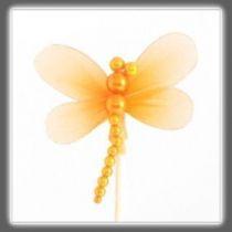 Pic LIBELLULE Orange