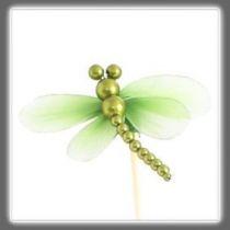 Pic LIBELLULE Vert