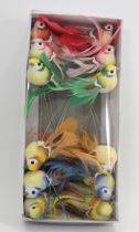 Pics Oiseaux 13cm H22 assortis x 12