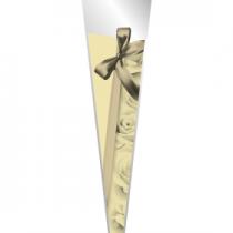 Poche à Rose Ribbon 54x12x3 Crème x 50
