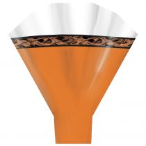 Poche Bouquet Liane 50x44x12 Orange ( x 50 )