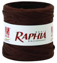Raphia Basic 200m Chocolat