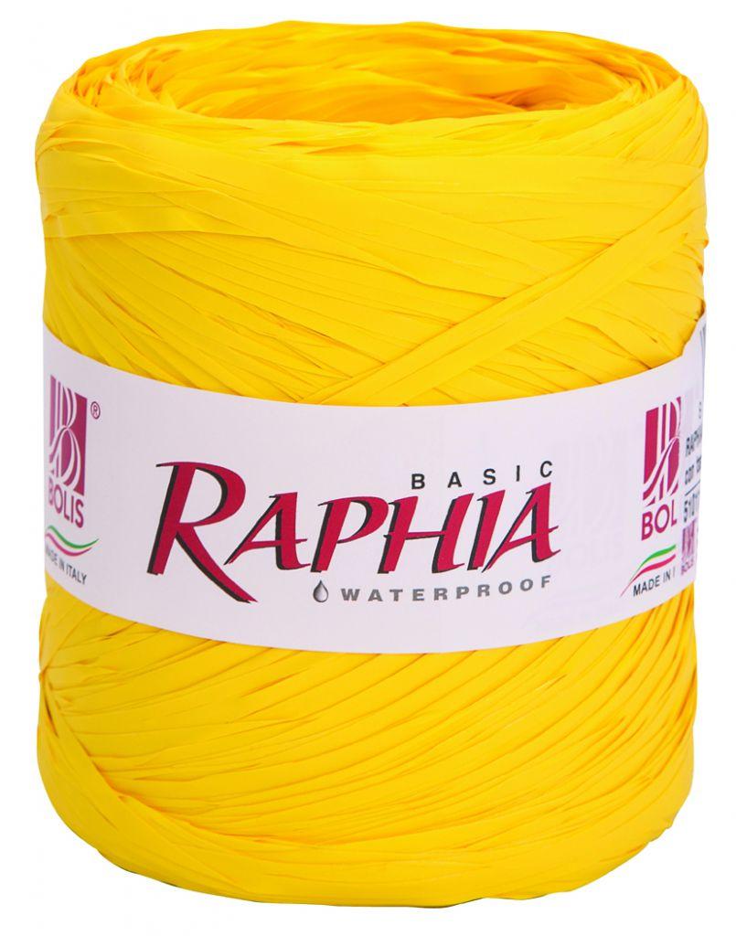 Raphia Basic 200m Jaune