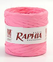 Raphia Basic 200m Rose
