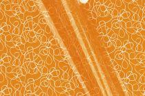 Rouleau Bulle Boucles 0,80x40m Orange
