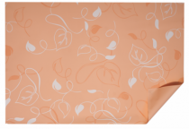 Rouleau Bulle Green Double 0,80x40m Rose
