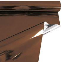 Rouleau Bulle Métal 0,69x50m Chocolat