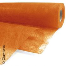 Rouleau Fibre Mistral 0,75x20m Orange