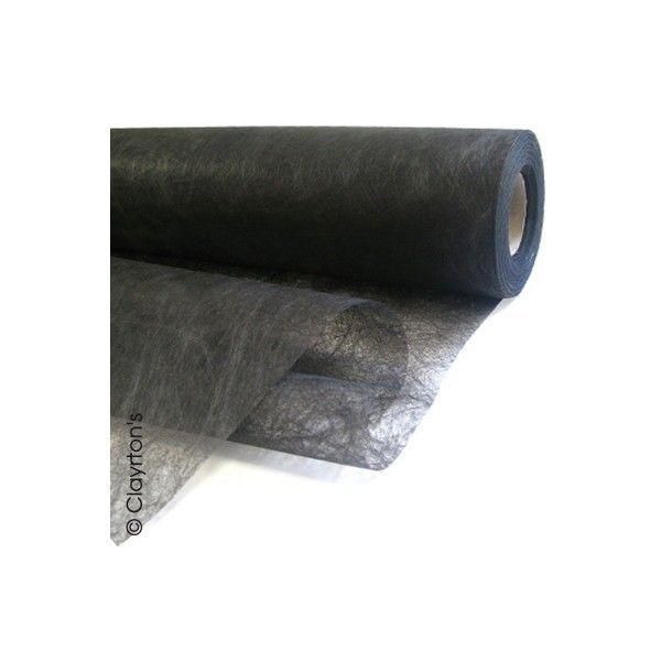 Rouleau Fibre MISTRAL 75 cm Noir