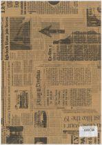 Rouleau Kraft Giornale 0,80x40m Naturel