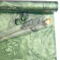 Rouleau Polypro Gaine Dédicace 0.80x50m Vert