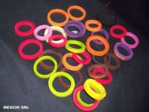 BAMBOO RINGS 6MM (4-6) col.