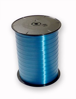 Bolduc Satiné 7mm x 500m Bleu