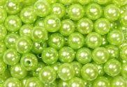 Epingle tête Perle - Vert pomme
