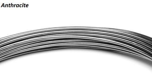 Fil Alu 2mm x 60m - Anthracite