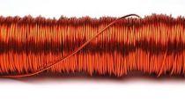 133016-Fil deco laque 0.50mm-Orange