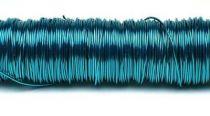 133027-Fil deco laque 0.50mm-Turquoise