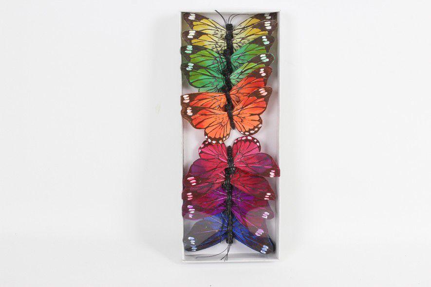 Pic Papillon 10x6 H19 Ass ( x 12 )