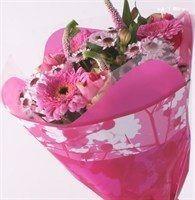Poche à bouquets AQUARELLE Jaune