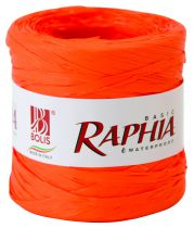 Raphia Basic 200m Orange