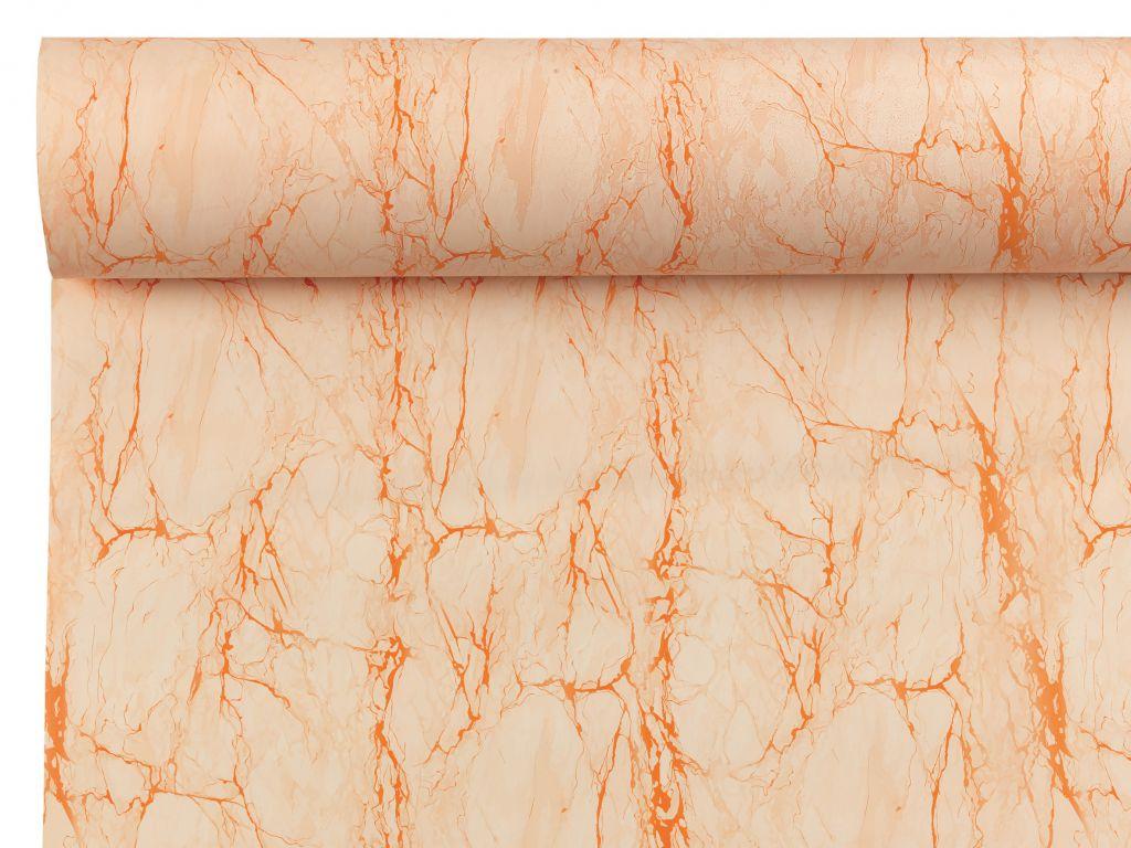 Rouleau Bulle Carrara 0,80x40m Orange