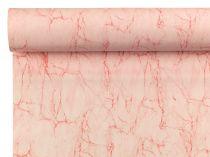 Rouleau Bulle Carrara 0,80x40m Rose