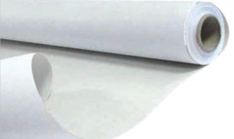 CLA-760125-Rouleau Kraft Blanc