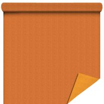 Rouleau Kraft Brun 0,80x40m Orange/Ocre
