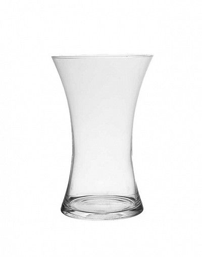 Vase Verre Patty D16 H36