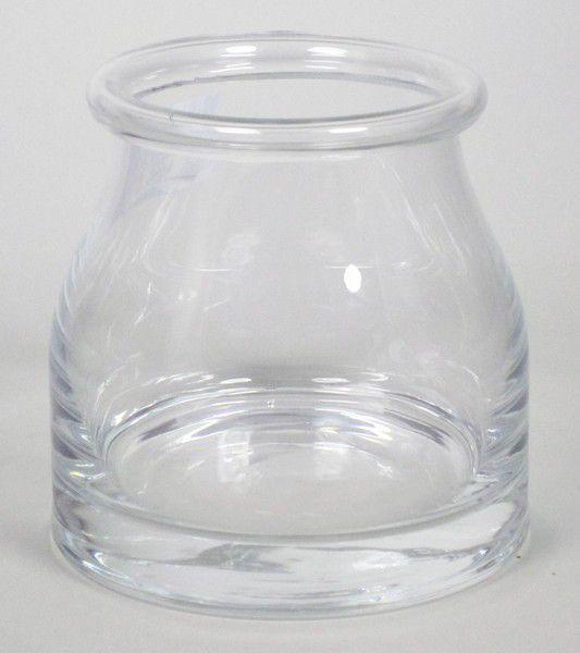 Vase Verre Ruche D10 H15