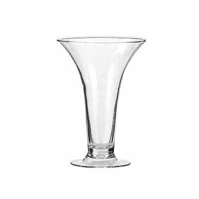 Vase Verre Tromba Piccola D13 H20